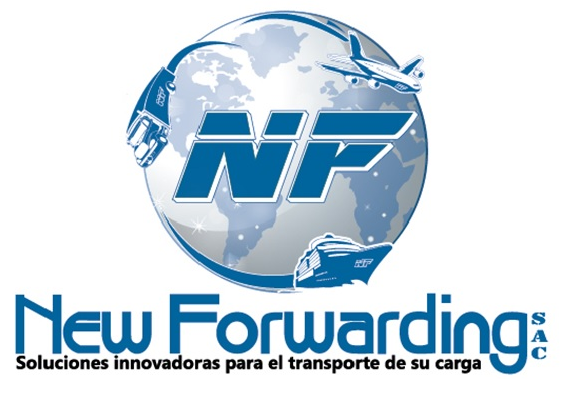NEW FORWARDING SAC Logo